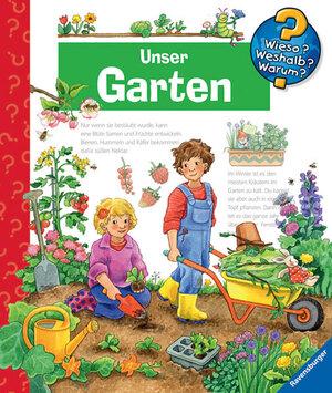 Ravensburger Unser Garten Wieso? Weshalb? Warum? ab 4 Jahren, 24x27 cm