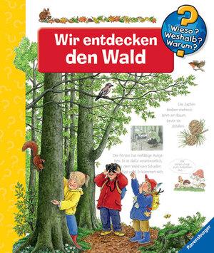 Ravensburger Wir entdecken den Wald Wieso? Weshalb? Warum? ab 4 Jahren, 24x27 cm 66232799
