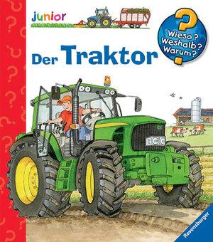 Ravensburger Der Traktor Wieso? Weshalb? Warum? Junior ab 2 Jahren, 18x19 cm 66232815