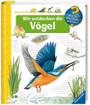 Ravensburger Wir entdecken die Vögel Wieso? Weshalb? Warum? ab 4 Jahren, 24x27 cm 66232831