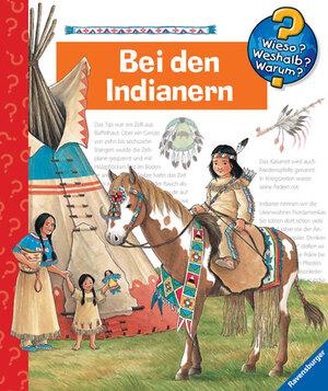 Ravensburger Bei den Indianern Wieso? Weshalb? Warum? ab 4 Jahren, 24x27 cm 66233261