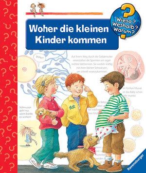 Ravensburger Woher die kleinen Kinder kommen, Wieso?Weshalb?Warum? ab 4 Jahren, 24x27 cm 66233265