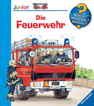 Ravensburger Die Feuerwehr Wieso? Weshalb? Warum? Junior ab 2 Jahren, 18x19 cm 66233291