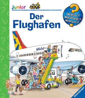 Ravensburger Der Flughafen Wieso? Weshalb? Warum? Junior ab 2 Jahren, 18x19 cm 66233292