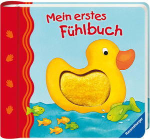 Ravensburger Ravensburger Mein erstes Fühlbuch 432936