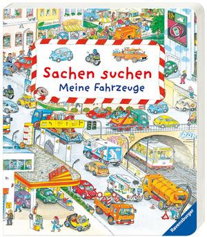 Ravensburger Sachen suchen: Meine Fahrzeuge 433193