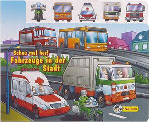 Buch Fahrzeuge in der Stadt 66332065