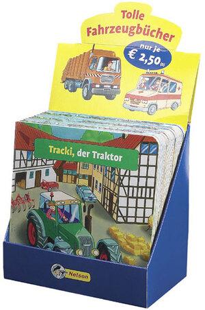 Buch Fahrzeuge, 4-fach (eines wird geliefert ass. Pappbilderbuch,12-er Display 16 x 6 x 16 cm 66332158