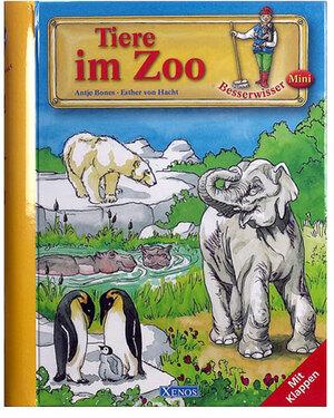 Pappbilderbuch Tiere im Zoo 66332872