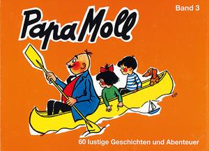 Papa Moll Papa Mollbuch, Band 3 orange, 60 tolle Geschichten und Abenteuer mit 67080003