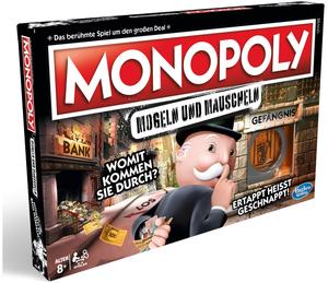 Hasbro Monopoly Schummler Edit.,d/f Swiss Edition, ab 8 Jahren, 2-6 Spieler 67169871