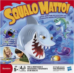 Squalo Matto! ital. ab 5 Jahren, 2-4 Spieler 300338933