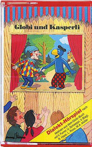 Globi Kassette und Kasperli Dialekt Hörspiel 67900015