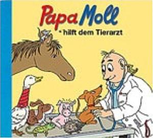 Papa Moll CD Tierarzt Dialekt Hörspiel, hilft dem Tierarzt 67900073