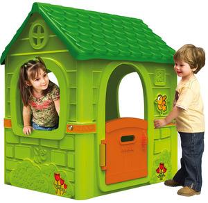 Feber Spielhaus Fantasy 109x85x125 cm, Kunststoff, mit Türe zum Öffnen, ab 2 J. 70707562