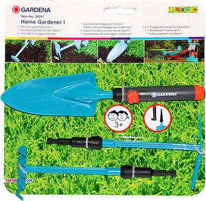 Gardena Gardena Gartenset 4-teilig 71250261