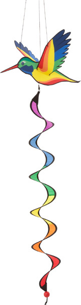 HQ Windspirale Hummingbird 3D 35x120 cm Wetterfest u. lichtbeständig 72070225