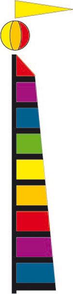 Garten Banner Multicolor 72071051