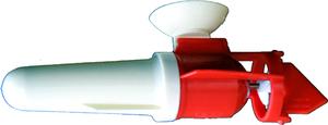Kuenen Bootsmotor mit Saugnapf Batterie 1xAA exkl. 72690028A1