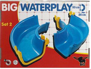 BIG Big Waterplay Ausbauset 2 2 Kurven 72707553