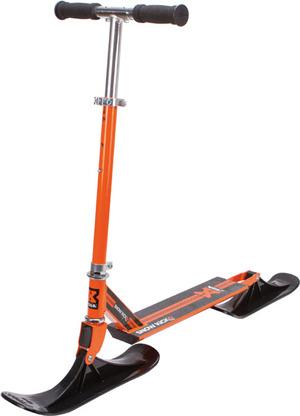 Stiga Snow Kick Cross orange Alu-/Stahlrahmen, Tragkraft 50 kg, ab 5 Jahren 73420873