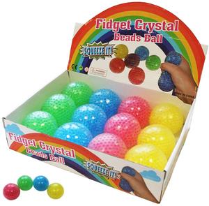 Kuenen Ball Squeeze, assortiert 6 cm, Quetschball 73510045