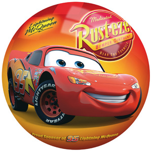Ball Cars, 13 cm, lose 7260520
