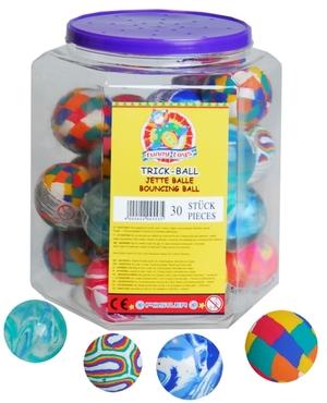 Postler Trickball ø 45 mm Farben assortiert, in Dose 73545535