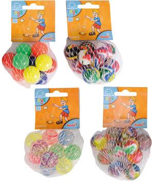 Simba 10 Sprungbälle im Netz, 3-sort. 73570168