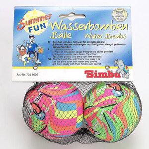 Simba WF 2 Wasserbomben Bälle 73580605