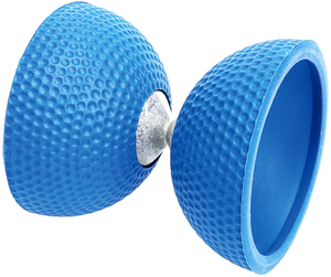 Jonglerie Diffusion Diabolo Birdie blau ø 77 mm, H:95 mm, 145 g, exklusive Golfball Qualität 73830023