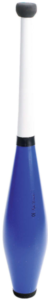 Jonglerie Diffusion Keule Flip Color, blau Länge 525 mm, 208 g, ø 31-83 mm 73850012