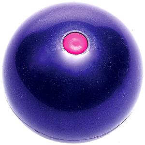 Jonglerie Diffusion Bubble Ball violett, ø 63 mm 120 g, PE, glänzend, Füllung austauschbar 73880007