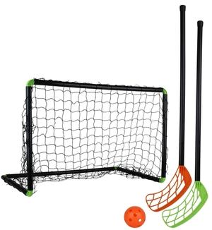 Stiga Unihockey Set Player 2 Schläger L: 60 cm, Goal 60x40 cm, 1 Ball 74038060