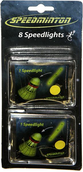 Speedlights Knicklichter Set mit 8 Lichtern, brennen ca. 3 Stunden 74160401