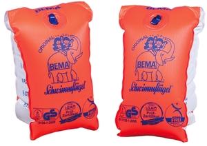 BEMA Schwimmflügel Bema, 0-1 Jahr Gr.00, 12x19 cm, für Kinder von 0-11 kg 77818000