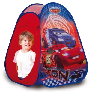 John Pop-up Spielzelt Cars 75x75x90 cm, in Tasche, in Sekunden aufgebaut 77873546