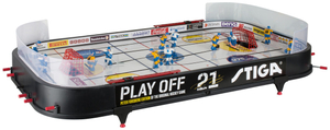 Stiga Hockeyspiel Play Off 21 Tischspiel 96x50 cm, Peter Fosberg Edition 79090245