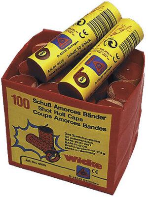Sohni-Wicke Munition 100-Schuss 1 Rolle à 1200-Schuss 80235901