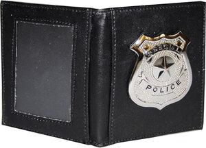 Smiffy's Polizei Marke in Leder 80710142