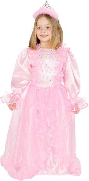 Prinzessin Melody Gr:128 1-teilig Kleid pink 83416424