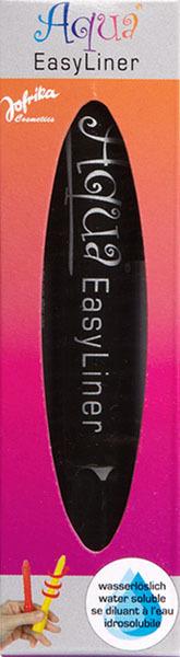 Jofrika Aqua Easy Liner, schwarz wasserlöslicher Schminkstift extrem wischfest 83708833