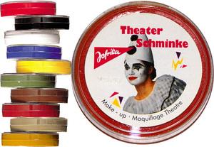 Jofrika Theaterschminke schwarz, SB auf Karte 83809003