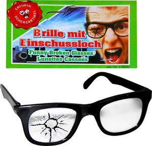 Erfurth Brille mit Einschussloch SB-Karte 84210165