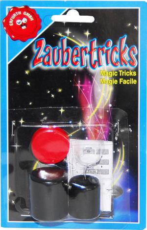 Erfurth Zaubertrick, Würfeltrick SB-Karte 84210167