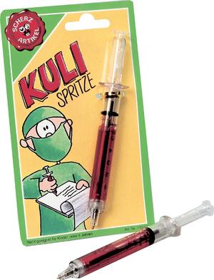 Kuli-Spritze auf Karte 72714951