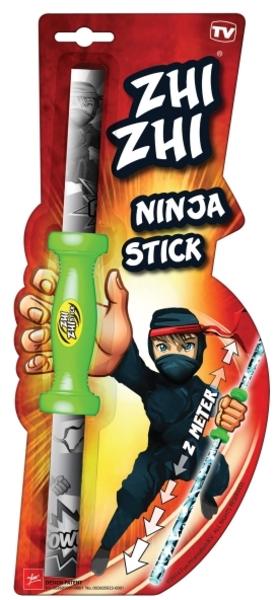 Fun Promotions Zhi Zhi Ninja Stick von 30 cm auf 2 m in 1 Sek. ab 5 Jahren 88920041