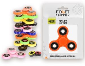 Diverse Hand Spinner Fidget High Speed, 6-fach (eines wird geliefert assortiert, Hand-Spielzeug 88921933