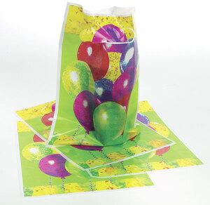 Partybeutel Ballon 6 Stück 89110560