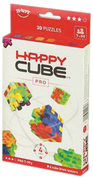Happy Cube Pro 6-pack cardboardbox HCP30040